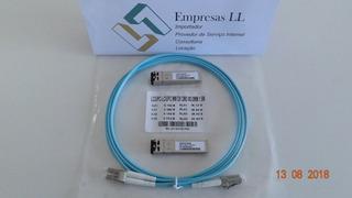 Sfp+ 10gb - Kit Completo 1,5m Huawei Mikrotik Etc