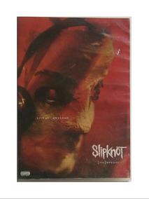 Dvd Duplo Slipknot Sic Nesses Live At Download