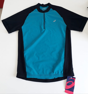 Camisa De Ciclismo E Triathlon Ss Tee Masculino Verde