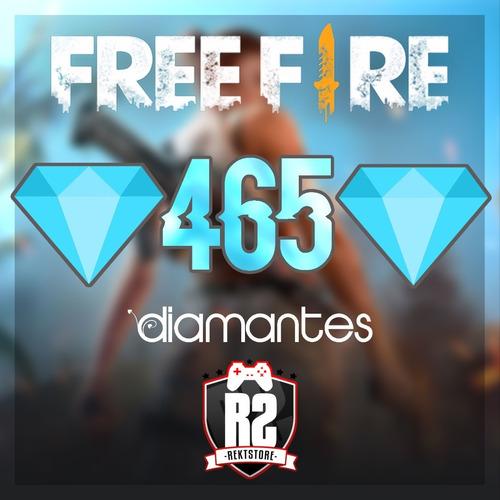 310 Diamantes Free Fire  | Mas 155 1er Recarga | Rektstore