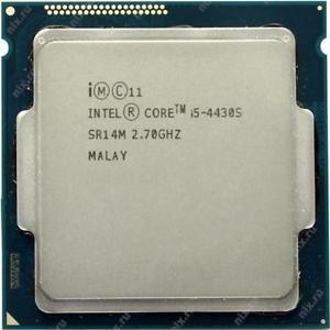 Vendo Processador I5-4430s Cpu @ 2.70ghz 2.70ghz