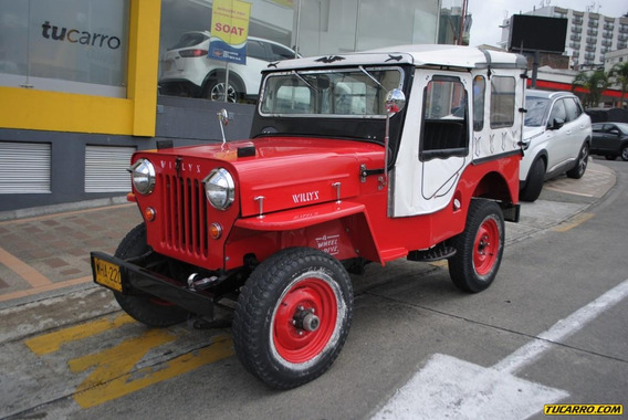 Jeep Jeep Willys Agropecuario
