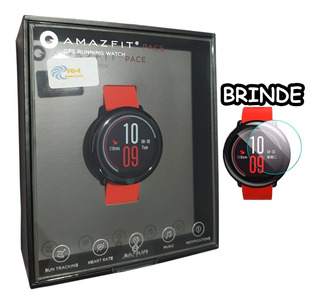 Relógio Xiaomi Smartwatch Amazfit Pace Global Pronta Entrega