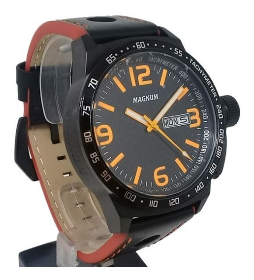 Relógio Magnum Masculino Militar Linha Military Ma31542j