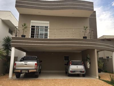 Sobrado Com 3 Dormitórios À Venda, 300 M² Por R$ 1.380.000,00- Condomínio Athenas - Paulínia/sp - Ca2573