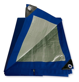 Lona Polietileno Azul Surtek Le10x12 De 3 X 3.6m 29910330