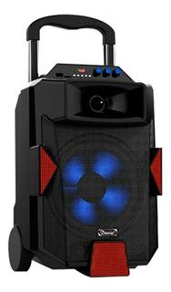 Parlante Portatil Sewy Bluetooth Luces Pa01 45w **10
