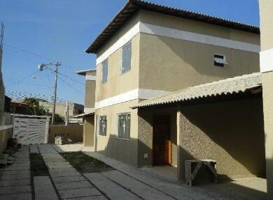 Casa Em Trindade, São Gonçalo/rj De 92m² 3 Quartos À Venda Por R$ 209.000,00 - Ca536450