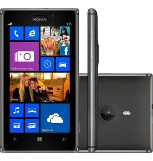 Nokia Lumia 925 4g Windows 8 16gb 1gb Ram Nfc Anatel Outlet