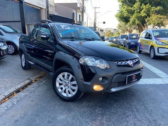 Fiat Strada Adventure Ce 1.8 Flex 2015 Completo!!!