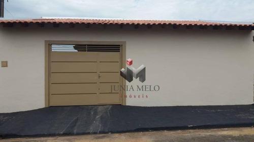 Imagem 1 de 19 de À Venda, Por R$ 212.000 Casa Com 2 Dormitórios 137 M²  - Jardim Alexandre Balbo - Ribeirão Preto/sp - Ca0582