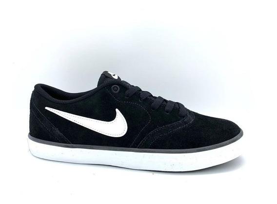 Tênis Nike Sb Check Solar Preto 843895-001