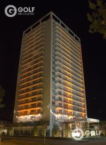 Vendo Apartamento 1 Dormitorio A Estrenar, Totalmente Equipado, Garage Incluido, Punta Del Este