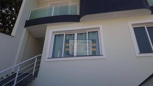 Sobrado Com 3 Dormitórios À Venda, 220 M² Por R$ 899.000 - Parque São Domingos - São Paulo/sp - So0682