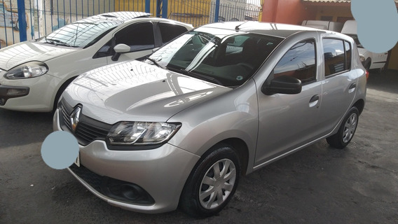 Renault Sandero 1.0 16v Authentique Plus Hi-flex 5p 2016