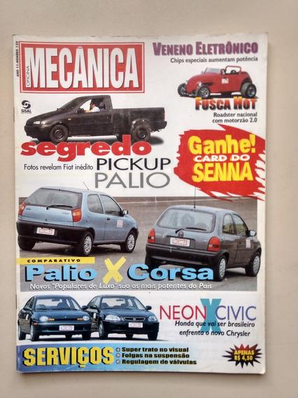 Revista Oficina Mecânica 120 Palio Corsa Pickup Palio 135
