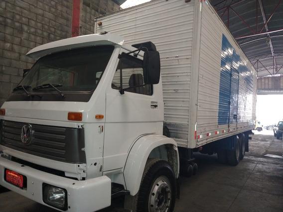 Caminhão Vw 16-220 Ano 1995 3 Eixos Motor Zero