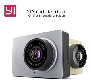 Camara Xiaomi Yi Smart Dash 2.7 Tft Full Hd 60fps Dvr Wi-fi