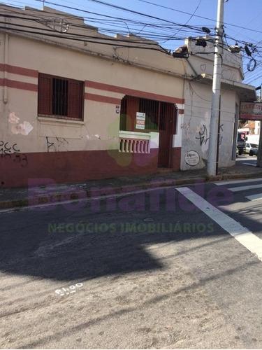 Casa Residencial E Salão Comercial A Venda, Jardim Pacaembu, Jundiaí. - Ca09920 - 68300426
