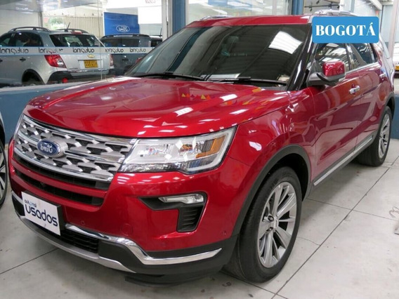 Ford New Explorer Limited 2.3 4x4 Aut 5p 7 Pas Emq544