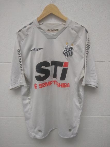 Camiseta Santos Brasil Talle Xl