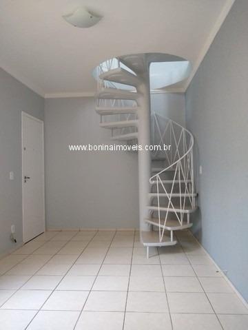 Cobertura Residencial Janaina  110 M² Jundiaí Na Rua Congo - Venda Ou Permuta. - Ap00477 - 68412130
