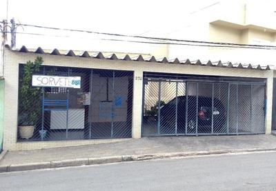 Terreno Com 3 Moradias - Valparaíso - Santo André - Te4020