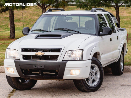Chevrolet S10 Doble Cabina 4x2 Full 2.4 | Permuta / Financia