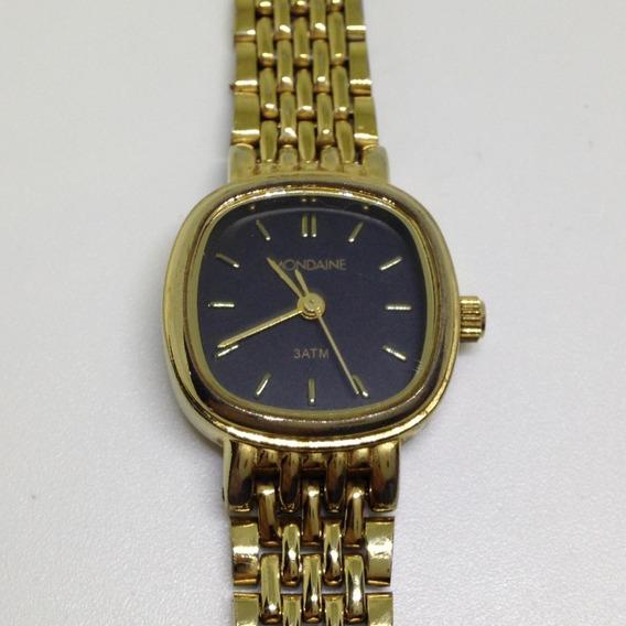 Relógio De Pulso Mondaine Feminino U03650 Webclock