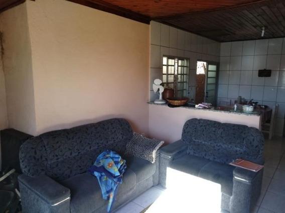 Casa Residencial À Venda, Jardim Das Flores, Santa Branca. - Ca0003