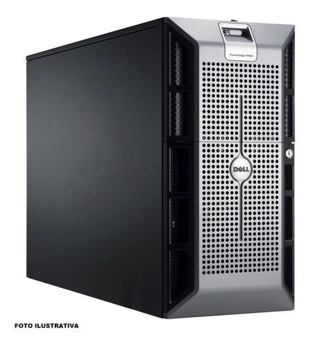 Servidor Dell 2900 2 Xeon Quadcore 16gb 2tb Sata Server