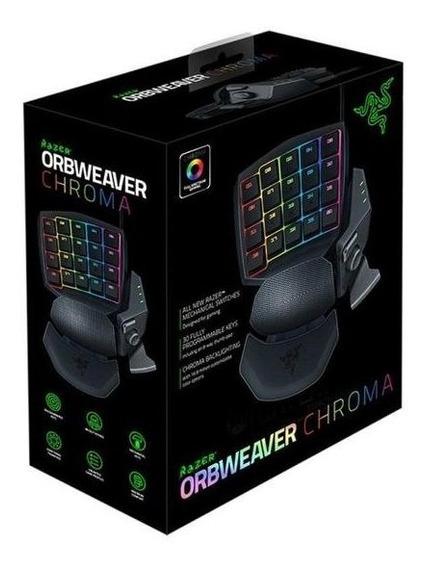 Teclado Razer Orbweaver Chroma Elite Usb