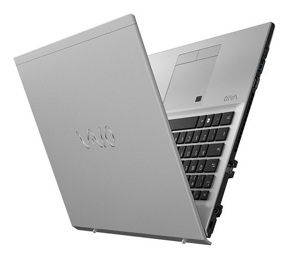 Notebook Vaio F15 Metal I7-8550u 8gb 1tb 15.6 Hd Win10