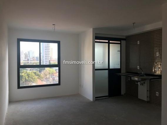Apartamento Para À Venda Com 1 Quarto 26 M2 No Bairro Brooklin, São Paulo - Sp - Ap560504s-44