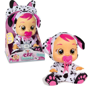 Cry Babies Dotty Dalmata Bebes Llorones Baby Boing Toys
