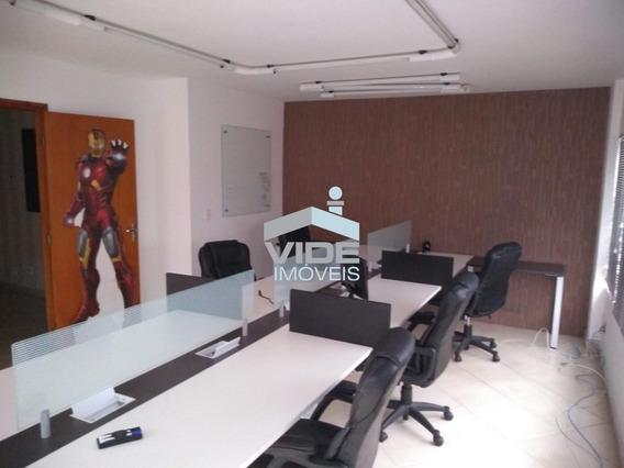 Sala Comercial Para Locação Com Excelente Localização No Cambuí - Campinas - Sa00678 - 33281092