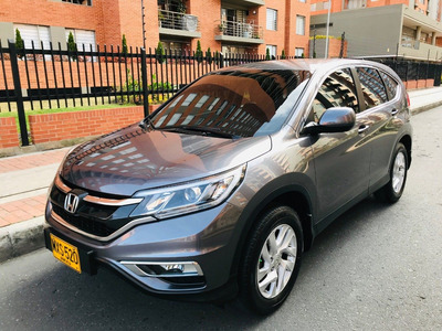 Honda Crv City Plus 2wd At Full Impecable