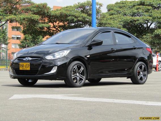 Hyundai I25 Gl At 1400cc Sa