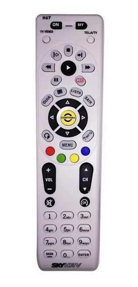 Controle Remoto Original Para Sky Hdtv Hd Plus