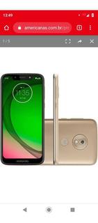 Celular Moto G7 Plus , 32 Gb Novinho
