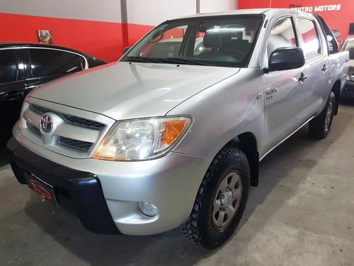 Toyota Hilux 2.5 Tdi Dx Pack 4x4 2008