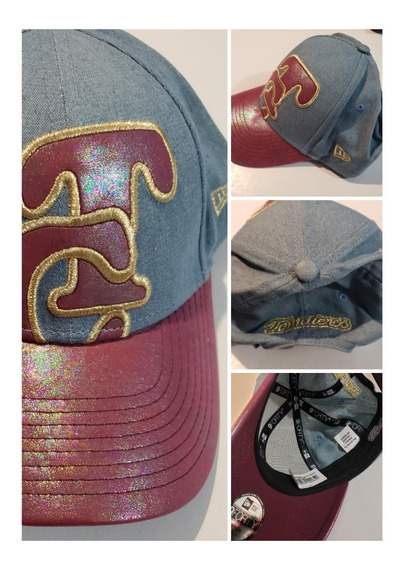 Gorra New Era Tomateros Culiacan Original 9 Forty Ajustable