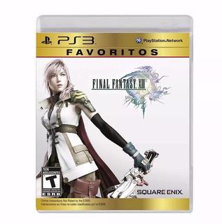 Final Fantasy 13 - Xiii - Ps3 -fisico Sellado