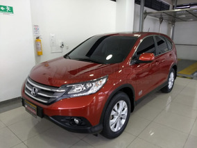 Honda Crv Exl 4x4 At 2400cc 2013 Full, 52.000 Kms, Financio!