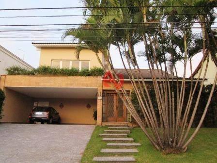 Imagem 1 de 18 de Casa Com 4 Dormitórios À Venda, 400 M² Por R$ 2.500.000,00 - Alphaville - Barueri/sp - Ca6048