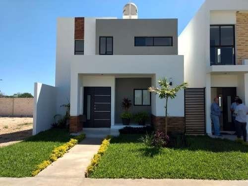 Preciosa Casa En Venta, Puerta De Piedra, Dzitya, 2 Plantas, 2 Recamaras, En Mérida,yucatán.