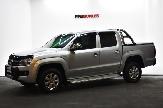 Volkswagen Amarok Trendline 4x2 Manual 2012 Rpm Moviles