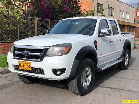 Ford Ranger Xlt 4x4 2500cc Tdi Mt Aa Ab Dh