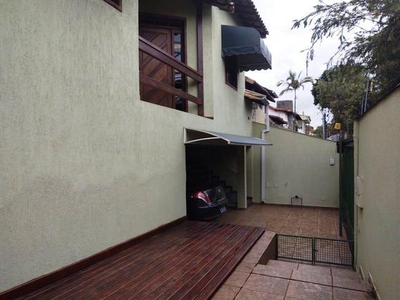 Casa 3 Quartos, Suite, 2 Vagas, Bairro Itapoã, Região Da Pampulha. - 2733