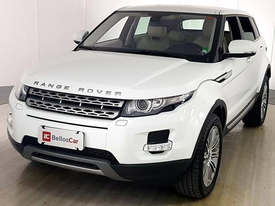 Land Rover Range 2.0 Prestige 4wd 16v Gasolina 4p Automá...
